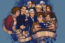 Doctor Who / by Cate Giltner