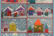 Teaching (kindergarten art)