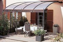 techos para jardín