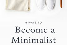 Minimalist story/how become