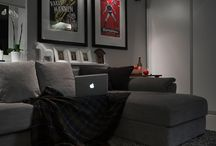 home bachelor pad