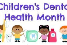 February is Children and Pets Dental Health Month.