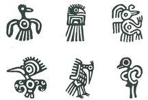 dibujos etnicos