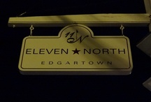 Eleven North Restaurant / A new restaurant in the heart of Edgartown hits the mark!