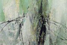 Schilderijen / Ollie verf schilderijen