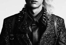 androgynous fashion photography