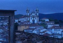Projeto de Viagem - 2017 / Ouro Preto - MG