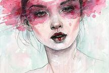 INSPO | watercolor