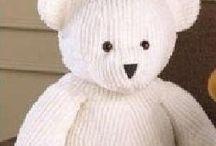 teddy bear corduroy