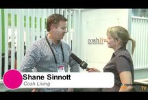COSH TV  / Clips, Interviews, and presentations from http://www.coshliving.com.au/