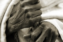 Hands  / Exclusively B&W
