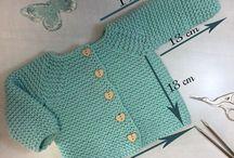 tutoriales bebé ropa