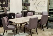 Carrocel Custom Collection / Carrocel offers a wide variety of Custom Made Furniture. Anything from a bookcase to a Dining Table and Chairs Carrocel has something for everyone.