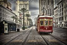 New Orleans / by Catherine Wood