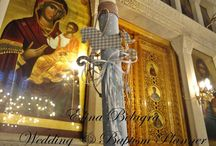 Christening#Baptism #Boy / ΚΩΝΣΤΑΝΤΙΝΟΣ - CAROUSEL#À POIS# BLUE#WHITE#BROWN#CHRISTENING#BAPTISM#