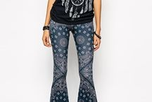 Trousers And Pants / Lovely trousers and pants for women