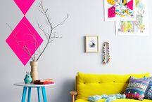 Decorate / Ideas for home decor