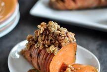 Cookbook // Sweet Potato