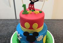 Jacob's 3rd Birthday Party / Mickey Mouse Birthday party / by Polka-Dot Prints
