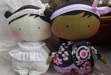 minhas bonequinhas
