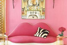 Fabulous Interiors / by Elly Zweigbaum