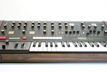 Yamaha vintage synths / Mainly analog synthesizers from the 1970's and  early 80's.
