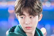 Nam Joo Hyuk / [I am the god of the water, to-be king of Water Country.]