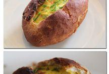 Eier brot