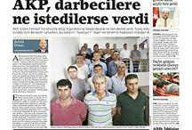 Gazeteler / Gazete haberleri ilk sayfalar vs