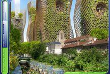 Green architecture & visualisation