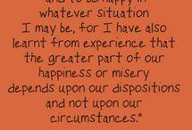 Inspiration/Quotes / by Tawonna Garner