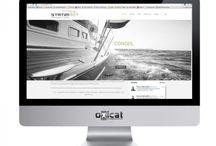 Mes créations Web / Les sites réalisés par OXICAT