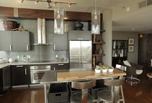 Kitchen and Dining Design