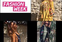 Fashion Week by Pimprenelle / Des idées de looks à retrouver En détails sur le blog : 50 Ans et Alors ? La vie est belle !