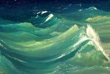 water / by Kris Gauld