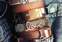 My Favorite Arm Candy / Check out some of my favorite KEEP Collective styles!