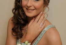 Formal / Prom Hair & Makeup / Hairstyles, make-up and makeover inspiration for high school formals, proms, graduations, dances and college balls.
