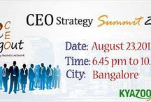 KyaZoonga.com: Buy tickets online for CEO Strategy Summit 2013