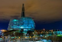Canadian Museum of Human Rights / by Rakks