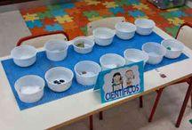 Experimentos para niños / Divertidas actividades para introducir a los peques en el mundo de la ciencia.
