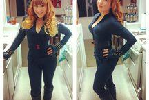 Black Widow Halloween Costume Ideas / ideas for a Halloween Costume / by Catie Lutz