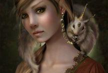 Fantasy Art / by Darth Mommy