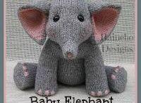Knitting Patterns Free Toys Animals