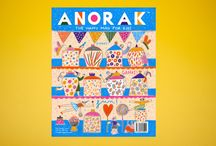 Anorak - SWEETS issue / On sale now! http://shop.anorakmagazine.com/product/anorak-issue-34-sweets / by Anorak Magazine