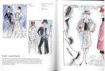 Illustration layouts / Layouts of Illustration books