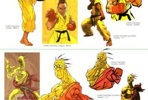 street fighter and capcom