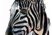 "Zebra Quote / ""In life, nothing is black & white......except maybe the Zebra."" ― Stephen Granger"