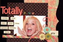 Scrapbook Ideas / by Tessa Priddy