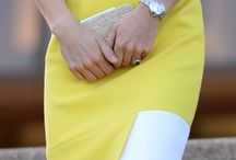 I love yellow / by Belle Marfori