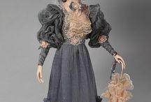Куклы и статуэтки - дамы